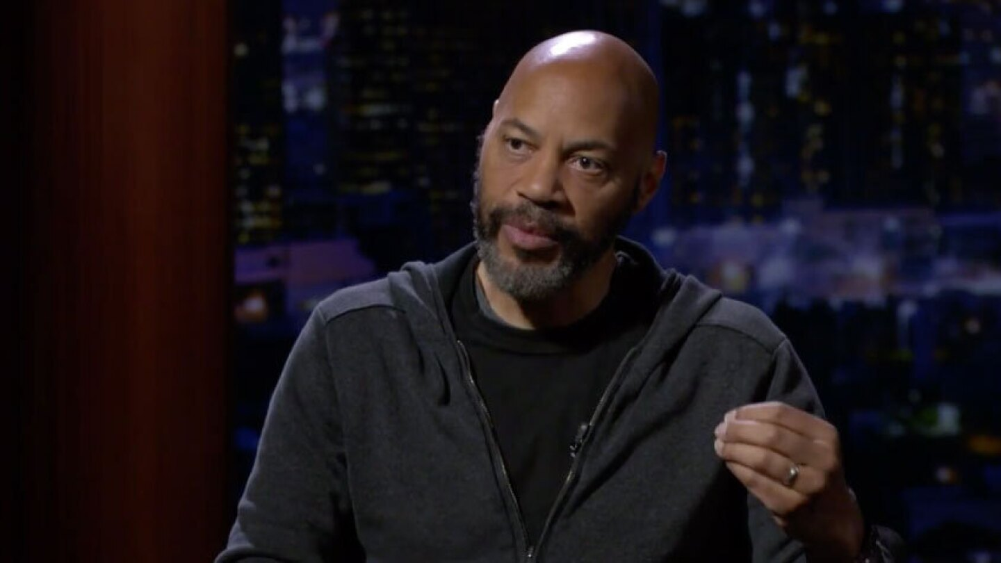 John Ridley during Town Hall