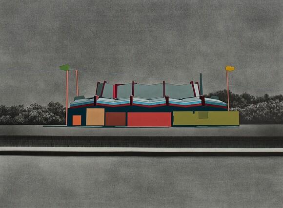 """The Golden Waffle"" by Sara J. Frantz."
