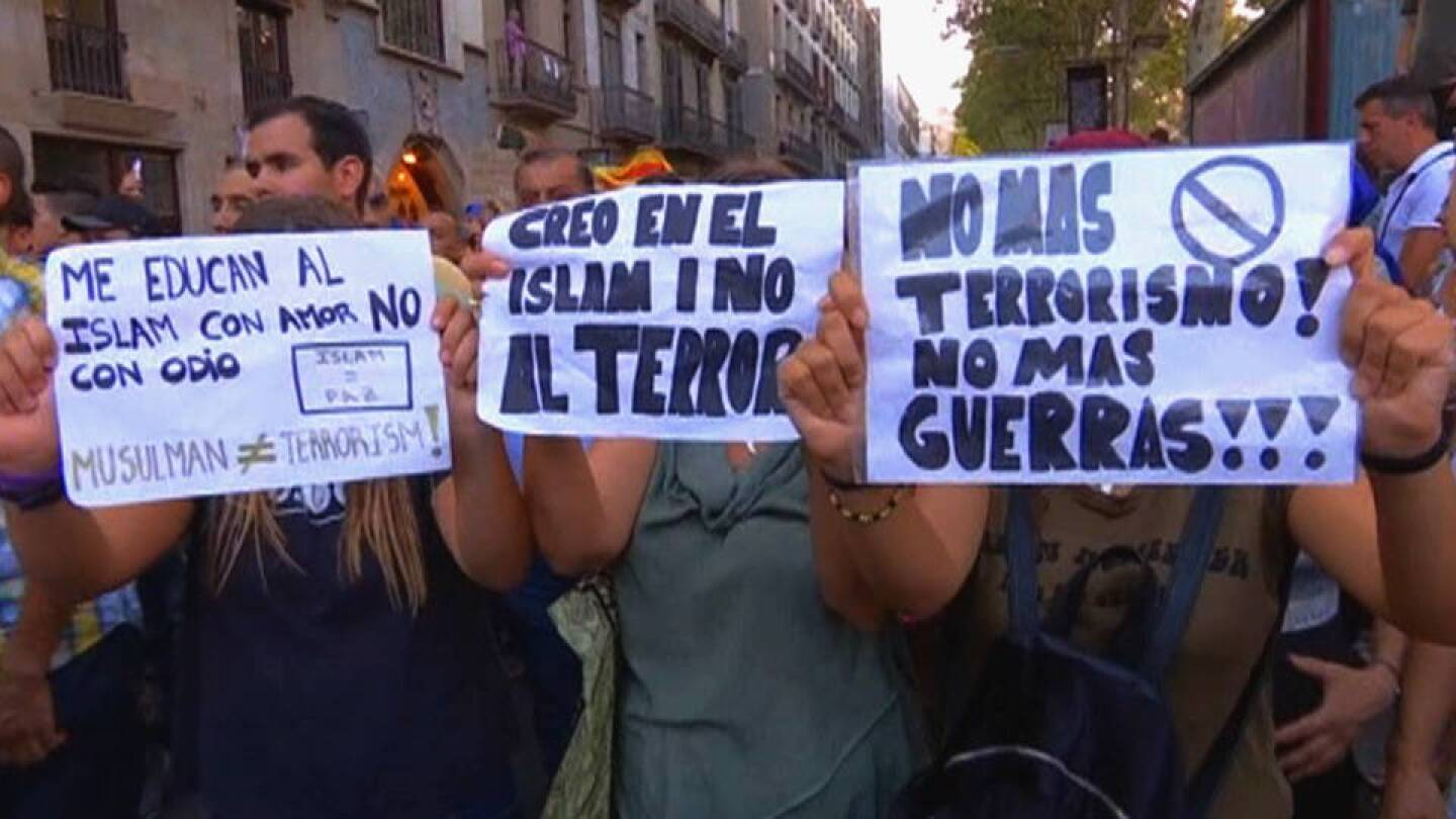 As Muslims Condemn Spain Attack, Americans Must Denounce U.S. Killings in Syria, Iraq