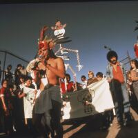 Día de los Muertos 1977| Courtesy of Self Help Graphics & Art
