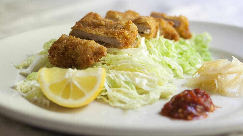 Tonkatsu: Fried Pork Cutlet
