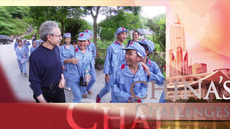 """China's Challenges"" Key Art."