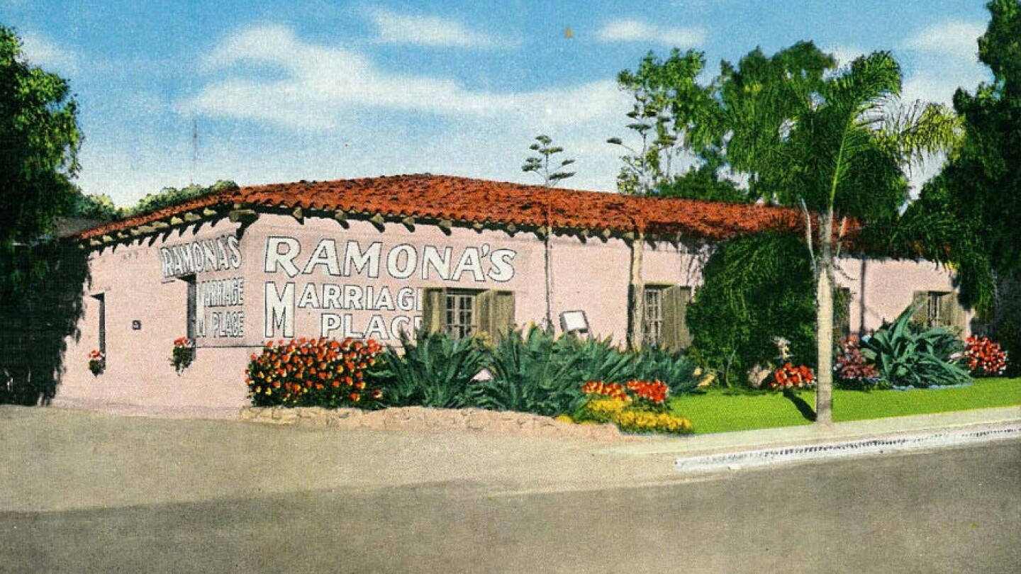 Ramona's Marriage Place (featured)