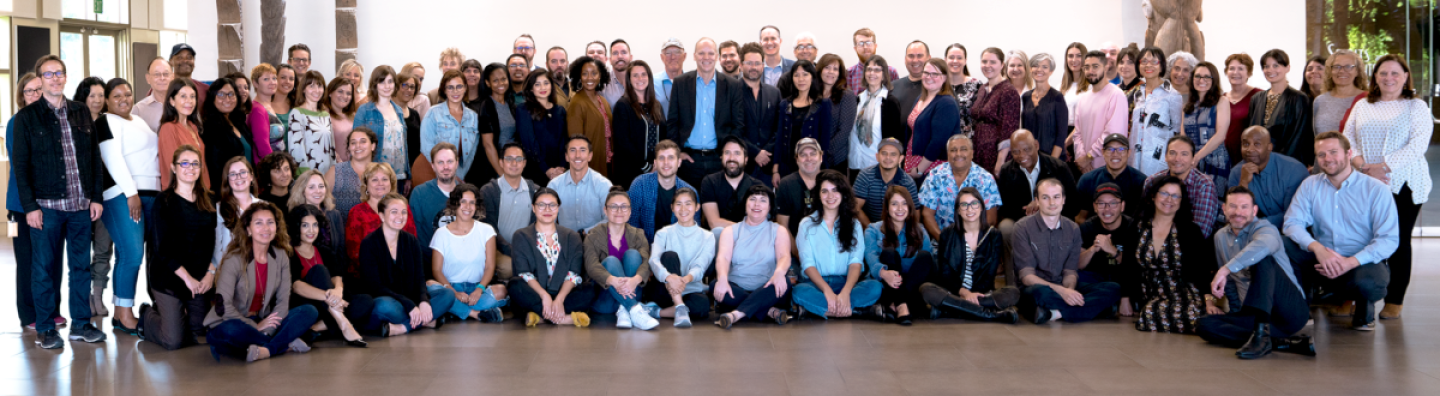 Employees of Public Media Group of Southern California