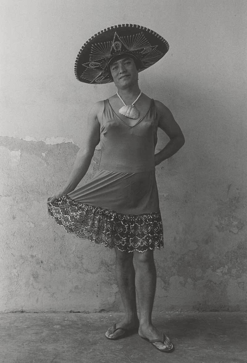 """""""Magnolia, Juchitan, Oaxaca,"""" 1986   © Graciela Iturbide PST LA/LA"""