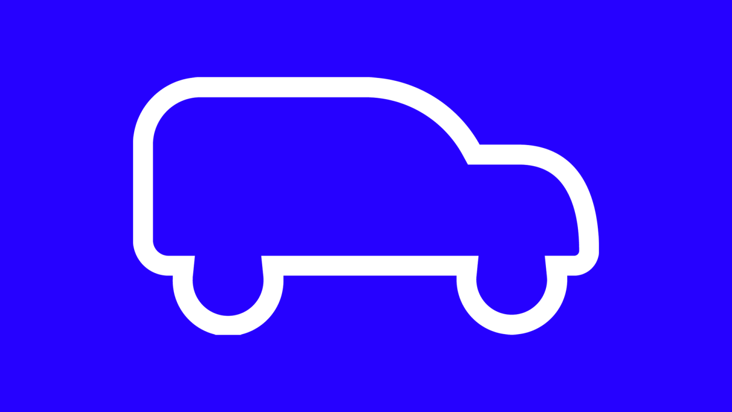 Vehicle Donation Icon Card