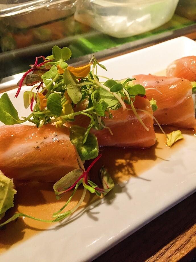 Irori Japanese Restaurant Blue Crab