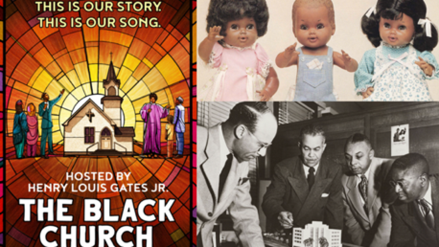 Black Church collage