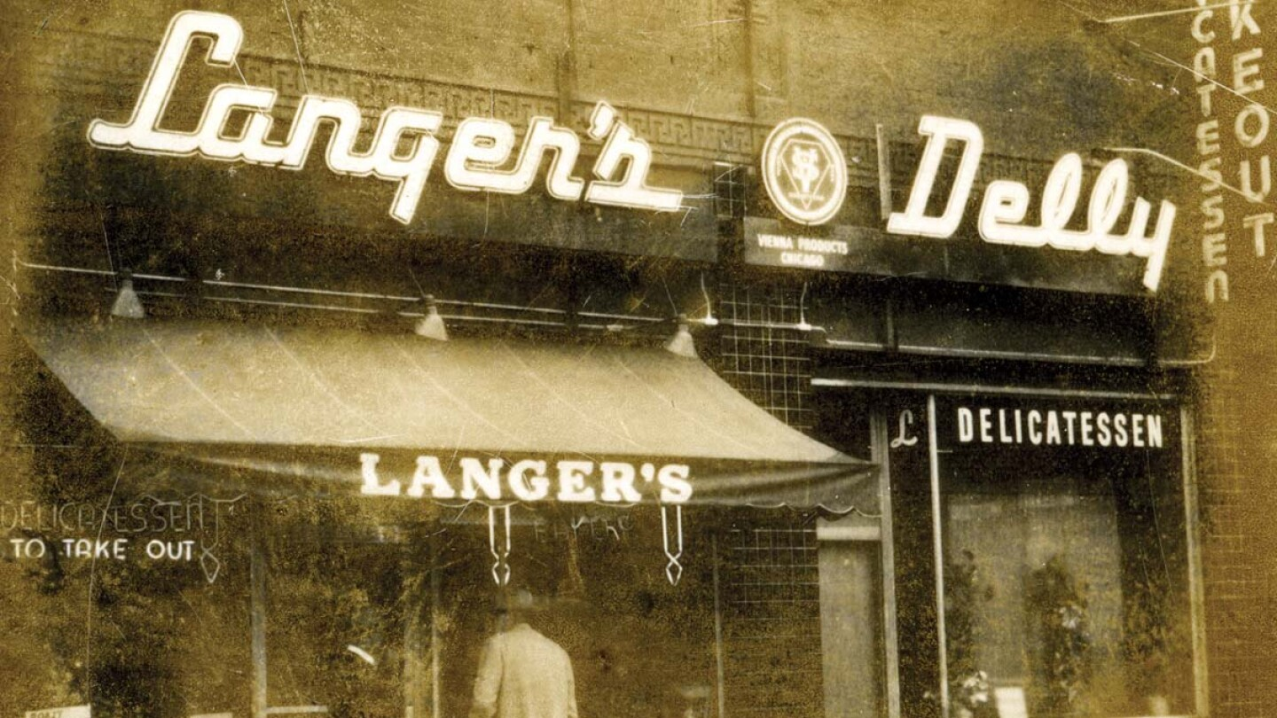 Langer's Deli | Courtesy of Langer's MKs3