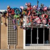 """Toy Drive,"" Plastic toys, plastic garbage, 2020 by Kenny Scharf 