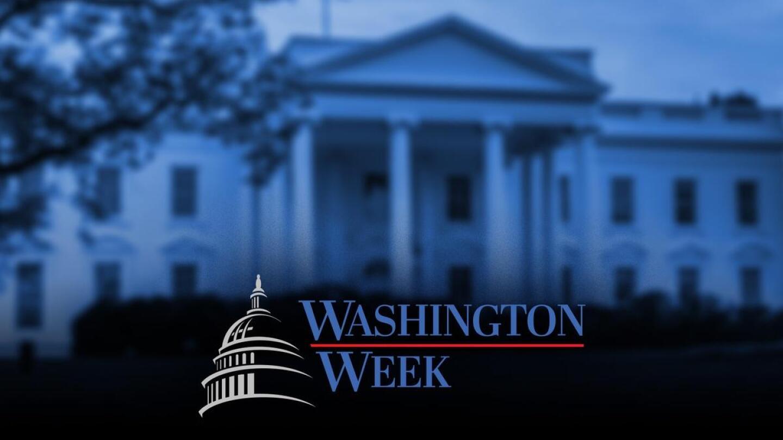 Washington Week key art.