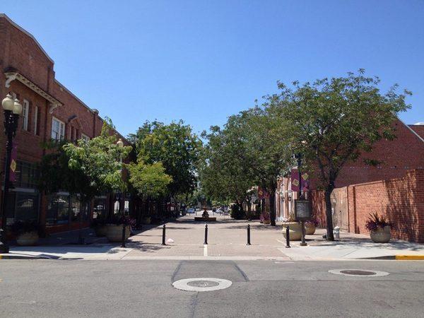 2nd Street Promenade