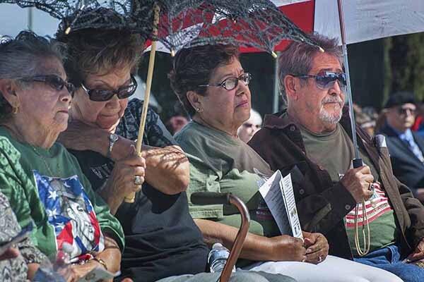 Villegas family members. | Photo: Douglas McCulloh