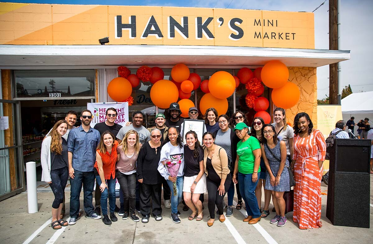 Hank's Mini Market in Hyde Park has gotten a makeover, offering fresh produce to its community | Linus Shentu