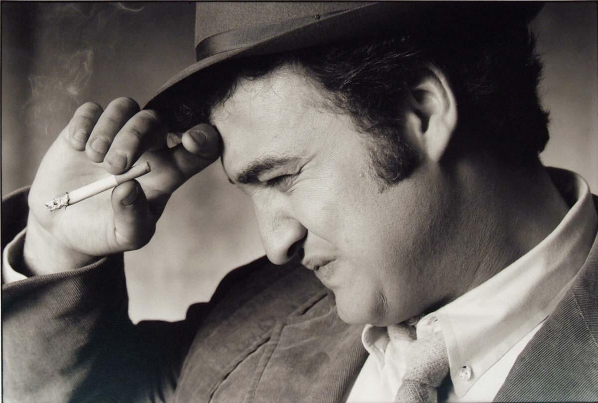 Norman Seef, John Belushi, Los Angeles, CA, 1981| Morrison Hotel Gallery Prints