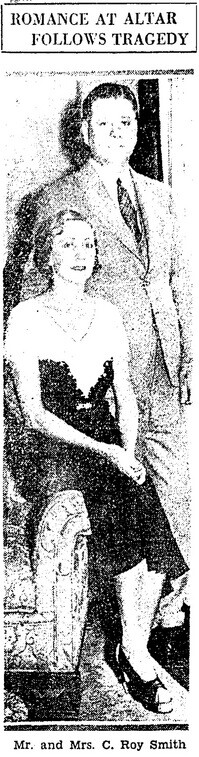 Mr. and Mrs. C. Roy Smith. Los Angeles Times, February 10, 1932.