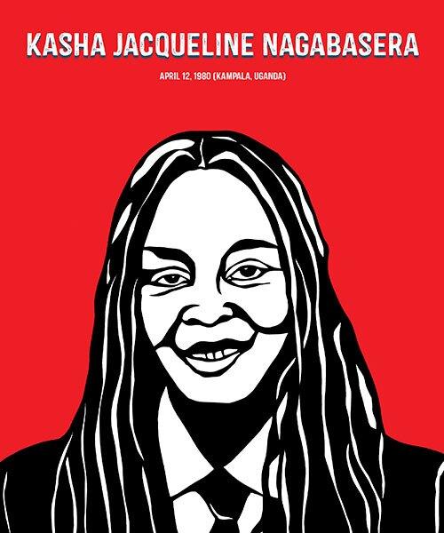Rad Women: Kasha Jacqueline Nagabasera