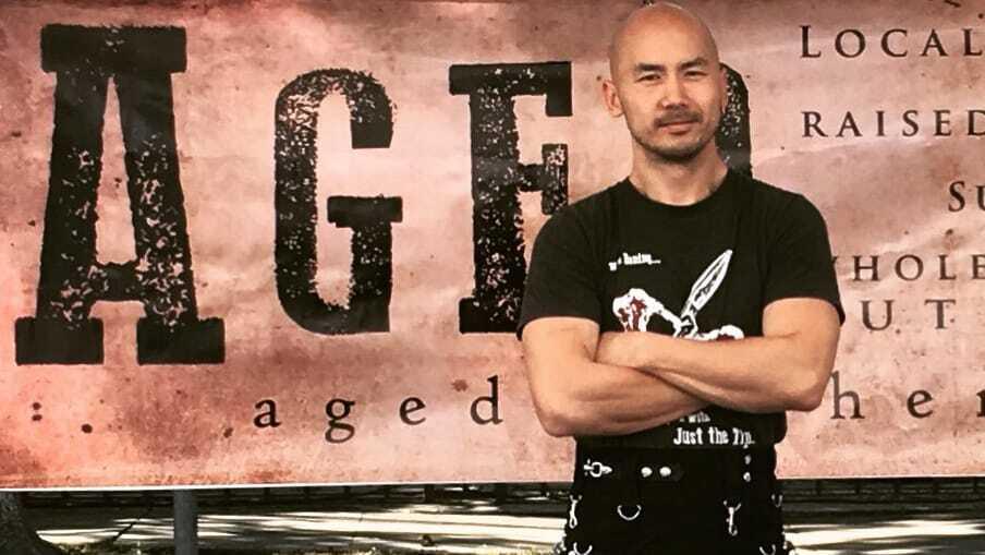 Eagle Yu of Aged Butchery | Courtesy of Eagle Yu
