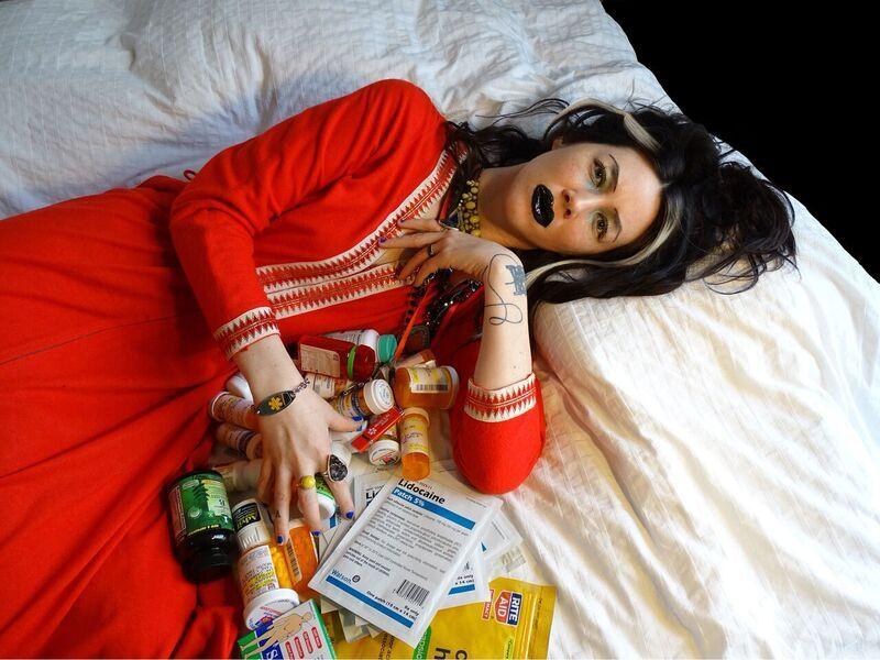 Sick Woman Theory by Johanna Hedva