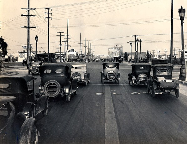 Courtesy Beverly Hills Public Library Historical Collection