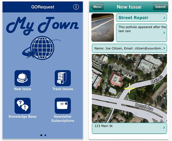 The GoRequest App