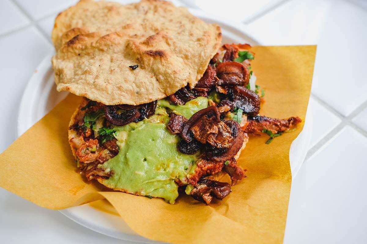 Tacos from Tacos 1986 | Patrick Manalo