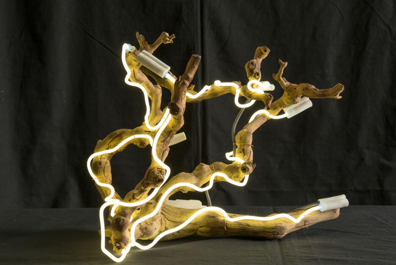 "Lisa Schulte, ""Untitled Wood Series #6"