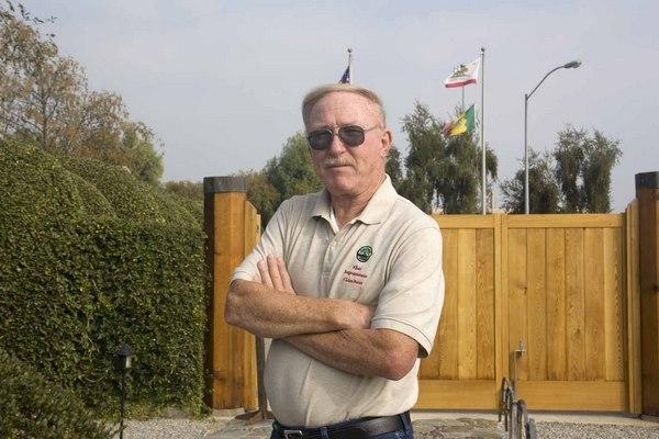 Gene Greene, Japanese garden director