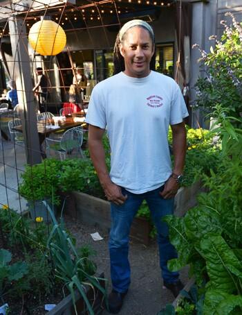Chef Govind Armstrong | Photo: Teresa A. Mendoza