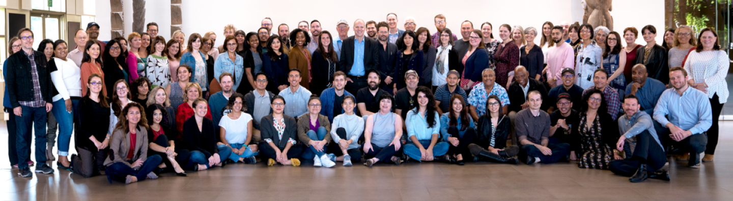 Public Media Group of Southern California, Group Photograph