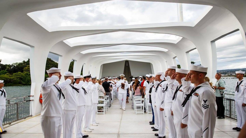 Journey Home to the USS Arizona