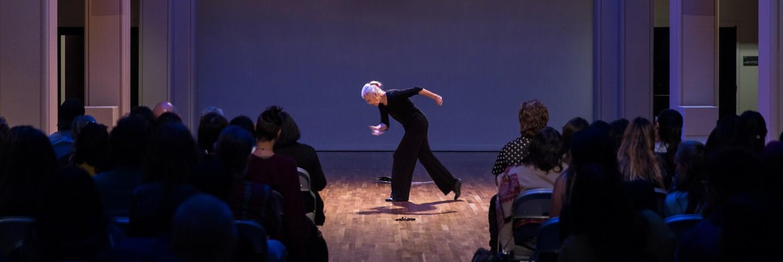Daystar/Rosalie Jones performing at UCR ARTSblock's Culver Center of the Arts