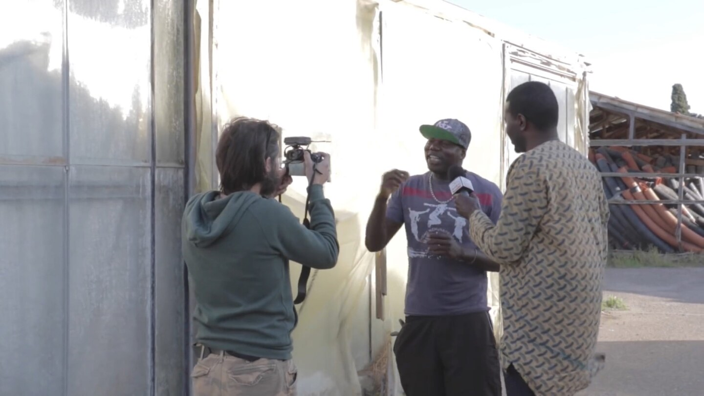 Migrant Voices: The New Face of Italian News