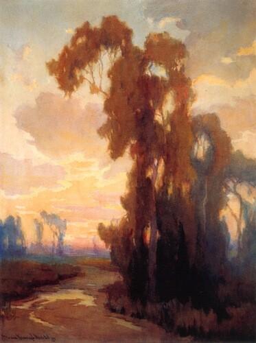 ''Sunset'' Marion Wachtel