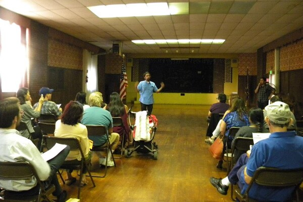 Northeast Los Angeles Alliance holds a tenants rights workshop | Photo: Northeast Los Angeles Alliance Facebook