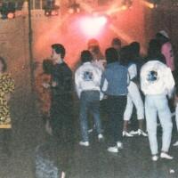 1980s East L.A backyard parties. | Photo: Courtesy of Gerard Meraz