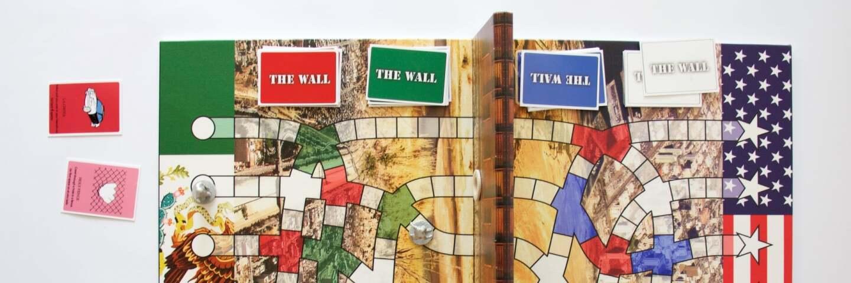 "Ronald Rael &  Virgina San Fratello ""Border Game,"" 2013 | Collection of Rael San Fratello PST LALA Border"