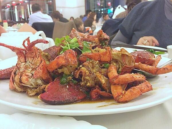 Black Bean Lobster | Photo by Jasper Lynn