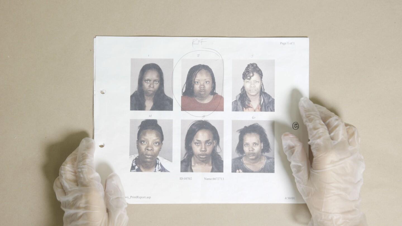 Kiera Newsome in Line Up
