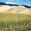 Owens Lake Land Art