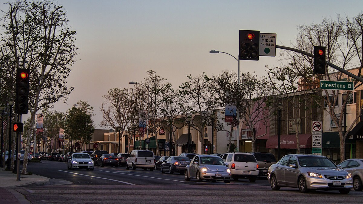 Downtown Downey | Pam Lane/Flickr/Creative Commons (CC BY-NC-ND 2.0)