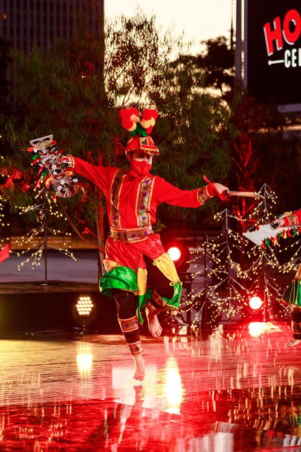 61st Annual L.A. County Holiday Celebration with Kayamanan ng Lahi performing | Will Yang