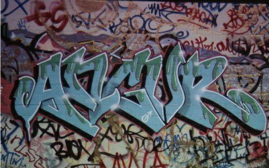 Graffiti | Photo: Drew Tewksbury.