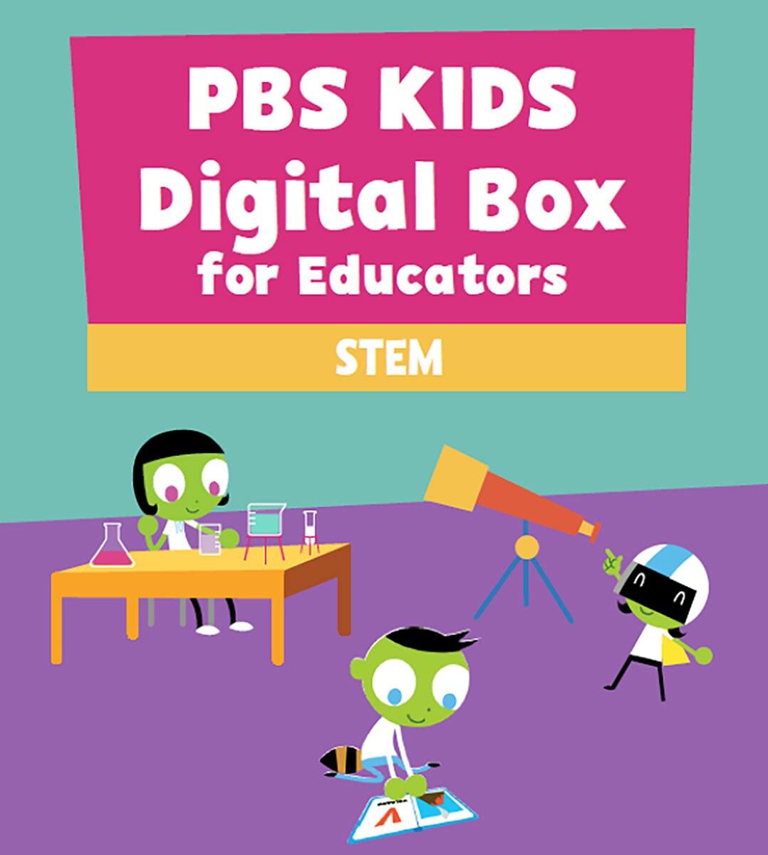 PBS Kids Digital Box Cover