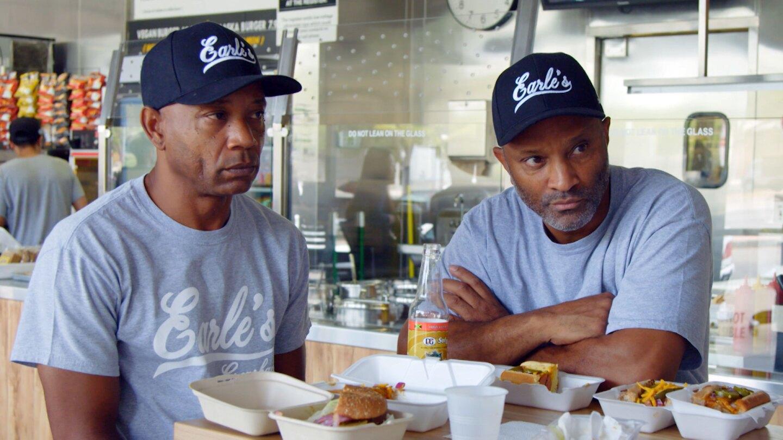 "Duane and Carey Earl | Still from ""Broken Bread"""