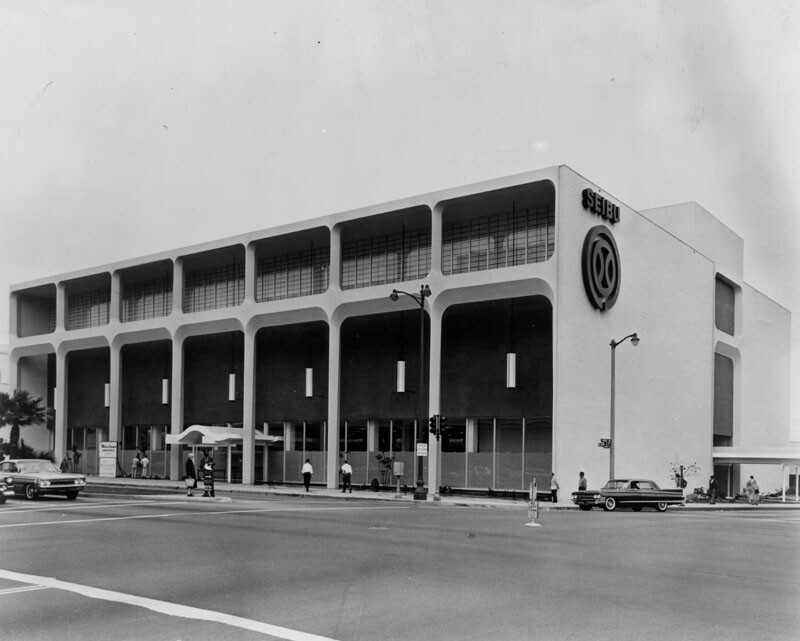 Seibu Japanese Department Store