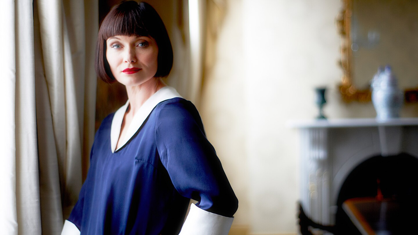 miss fisher fasion 2