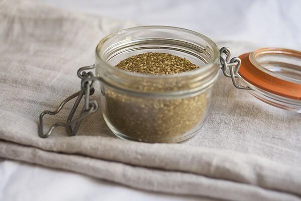 Za'atar Spice Mix | Photo by Maria Zizka