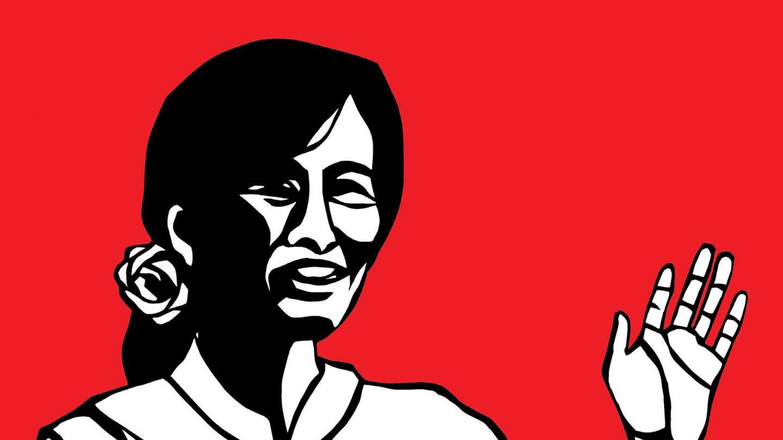Rad Women: Aung San Suu Kyi