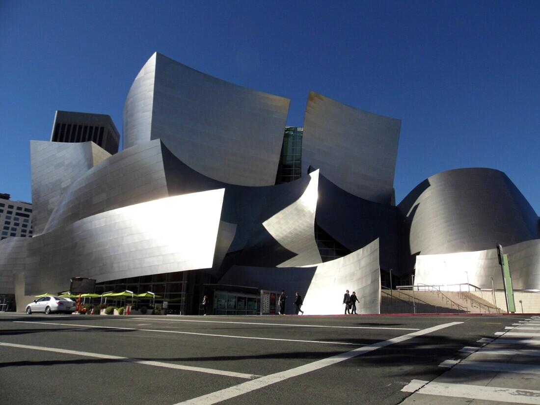 Walt Disney Concert Hall (1)